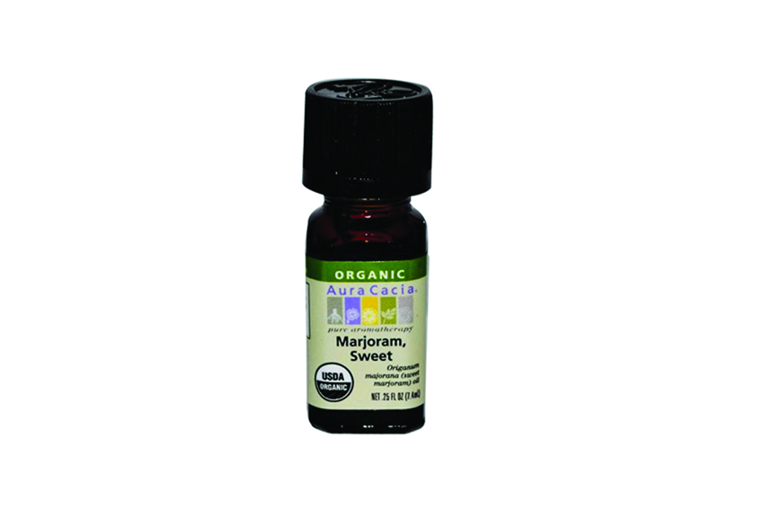 100% Pure Sweet Marjoram Essential Oil by Aura Cacia