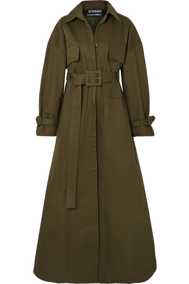 Jacquemus Trench