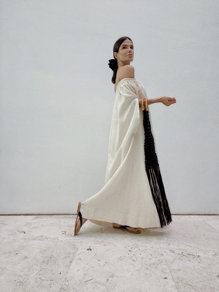 Fashion Influencer Victoria Barbara in 2020 Resort Wear