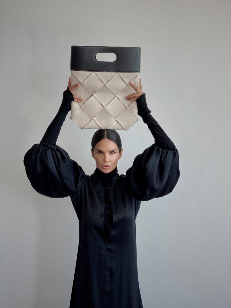 Victoria Barbara Bottega Veneta Bag Series