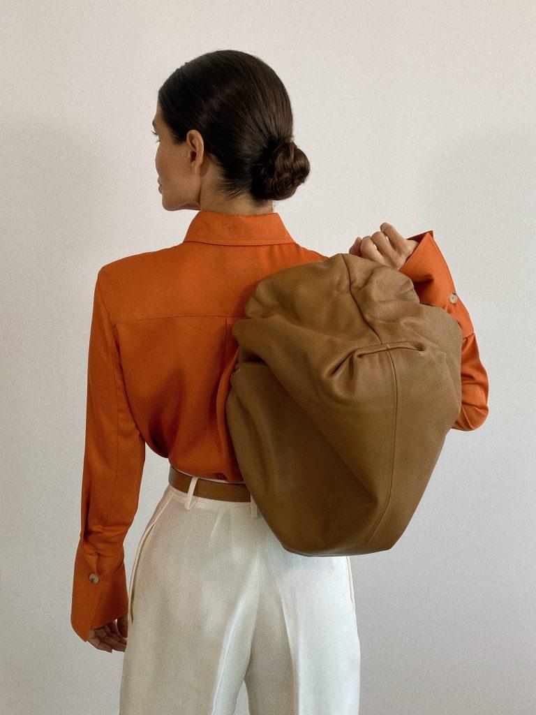 Victoria Barbara Bottega Veneta Handbag