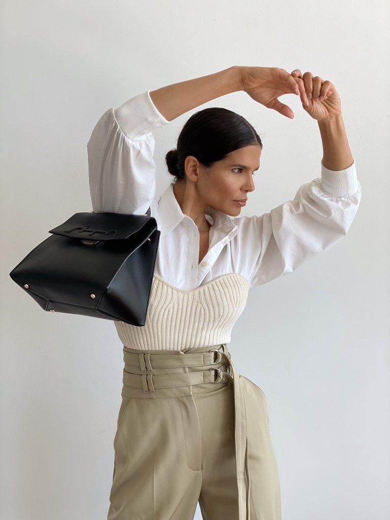 Victoria Barbara Carolina Herrera Bag Series