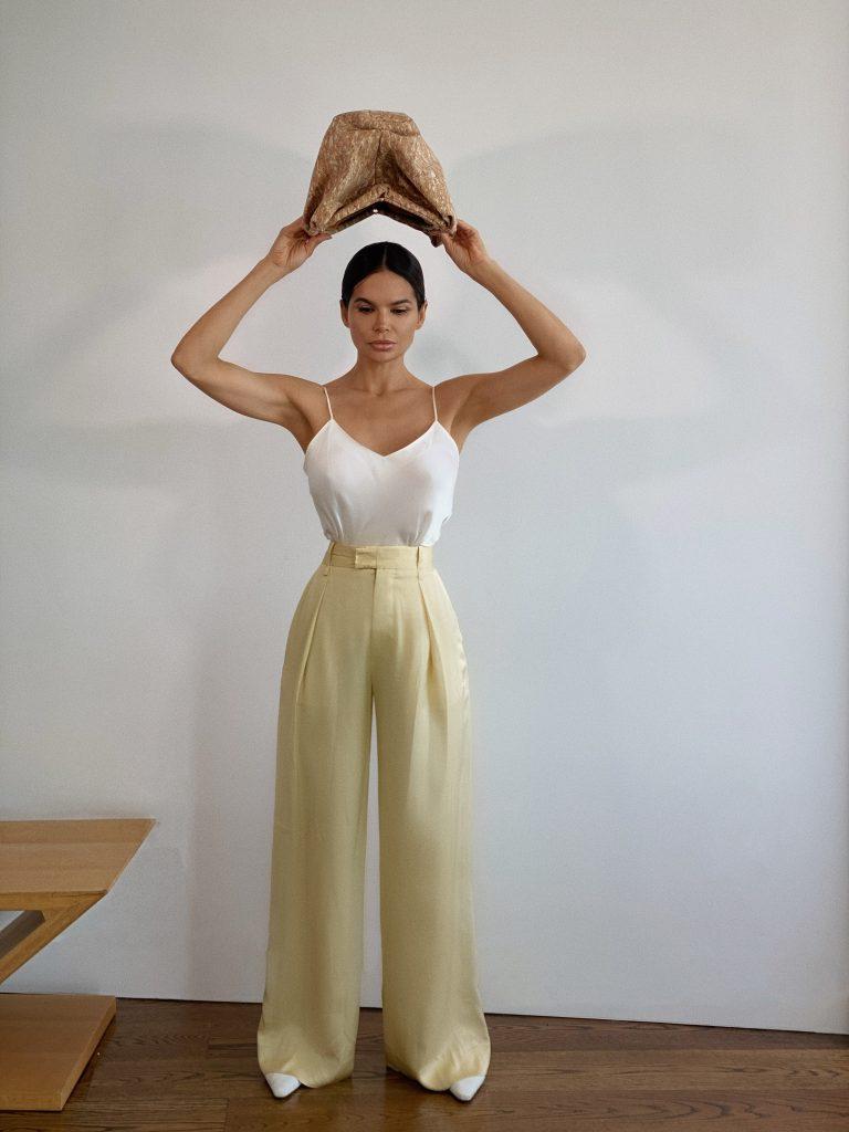 Fashion Influencer Victoria Barbara Modern Quarantine Style
