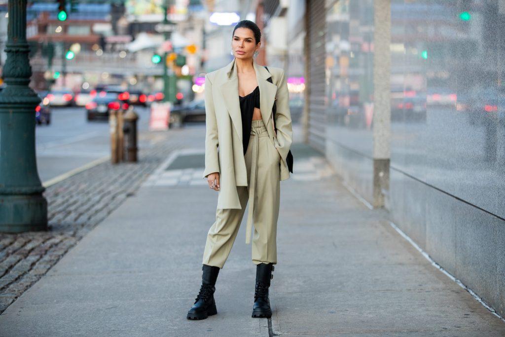 Victoria Barbara at NYFW 2020