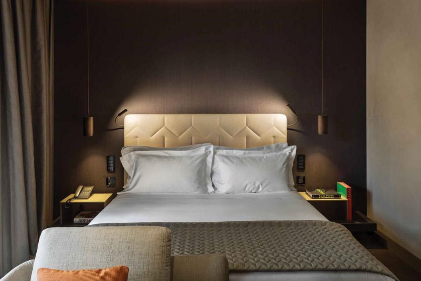 Vui Hotel Milan Room View