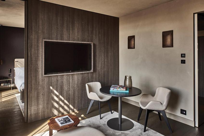 Vui Hotel Milan Sitting Area