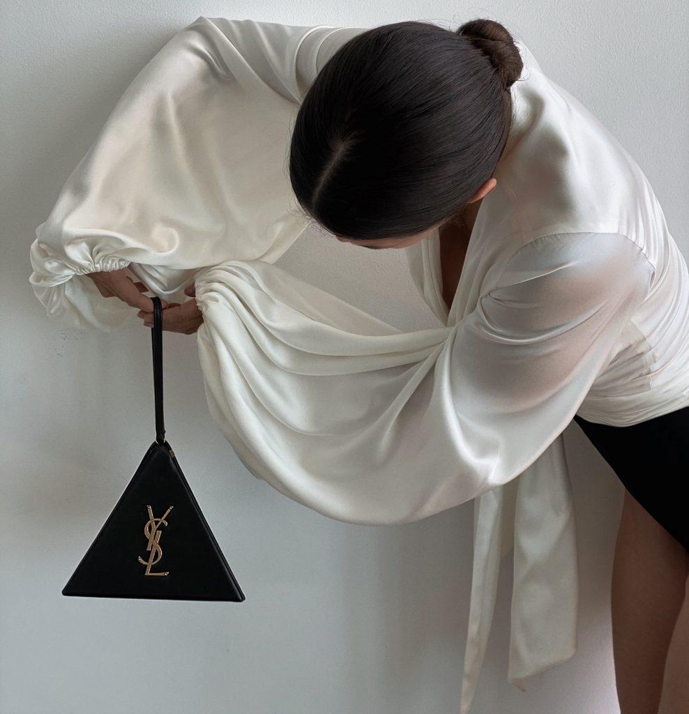 Victoria Barbara YSL Handbag Series
