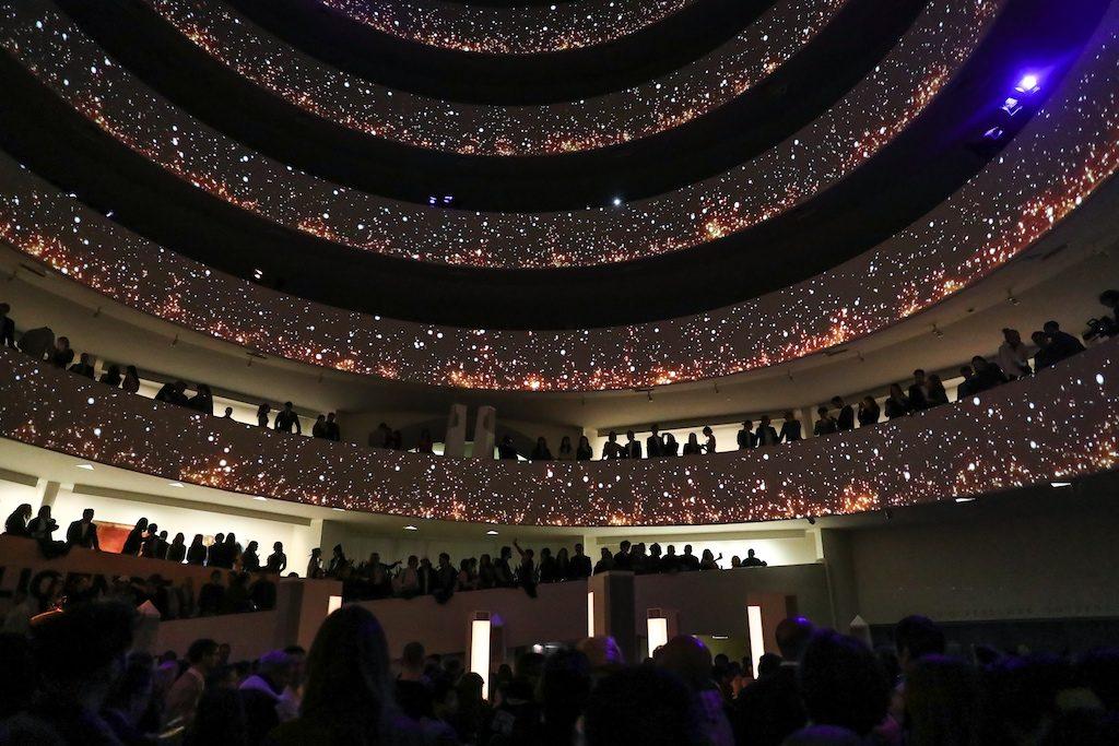 Guggenheim International Gala Hosted by Dior