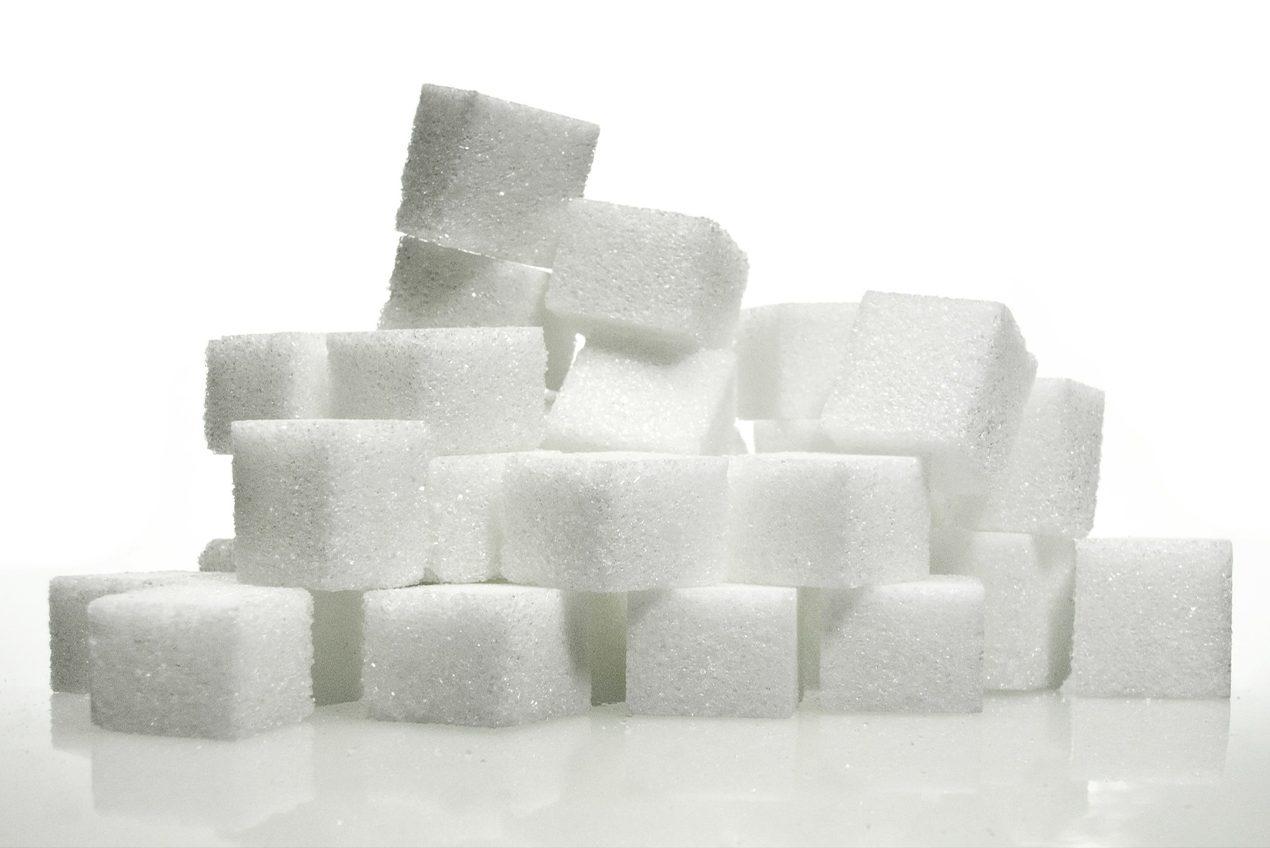 Sugar Cube Tower
