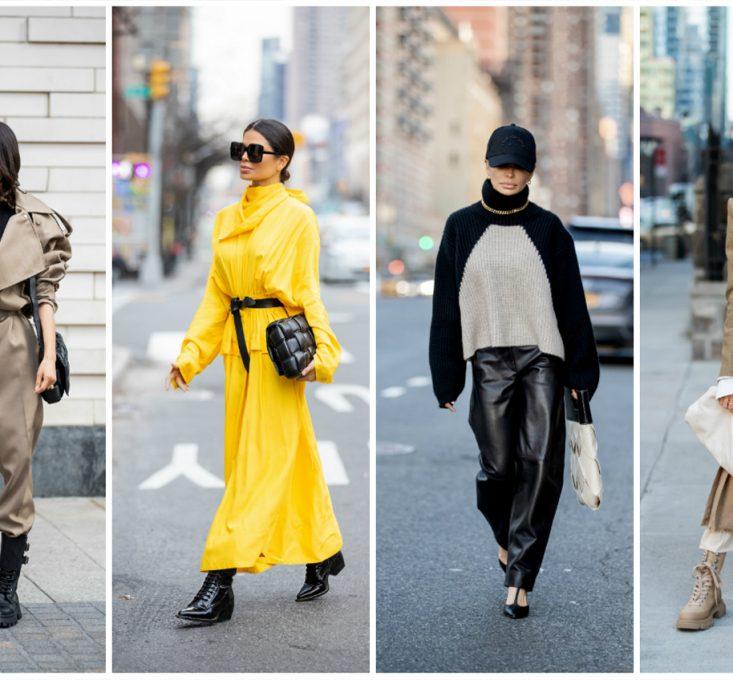 Victoria Barbara Street Style NYFW 2020